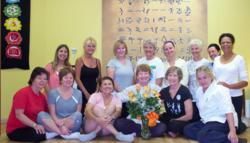 Dahn Yoga community, Dahn yoga classes, Dahn Yoga franchises