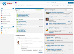 Interact Intranet software Version 5
