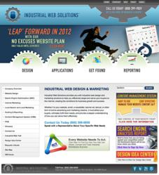 IndustrialWebSolutions.com - Industrial Marketing & Web Design