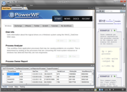 PowerWF - one-click automation solutions for many common IT and VMware administrative tasks