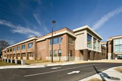 Tucker High School, Tucker, Ga., by AltusGroup precaster Metromont Corporation, Hiram, Ga., was presented awards by American Concrete Institute and Precast Concrete Institute in 2011