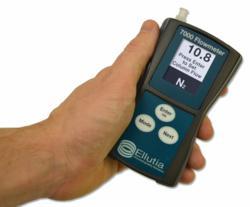 Ellutia 7000 GC Flowmeter