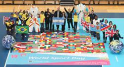 Plans revealed for London 2012 World Sport Day, presented by Lloyds TSB