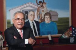 Frank Herrera, Jr., the founder of the Herrera Law Firm