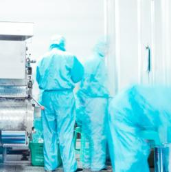 Manufacturing Highly Potent Compounds