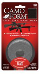 camo form, balck camo, camouflage wrap, camo wrap, gun wrap