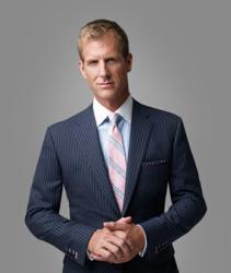 Custom Suits - Tom James Spring 2012