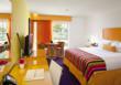 The Saguaro Palm Springs has 249 guestrooms.