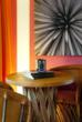 Guestrooms feature custom Equipale furniture.
