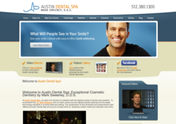 cosmetic, dentist, dentistry, technology, anesthesia, sedation, austin, tx