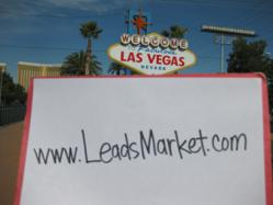 LeadsMarket.com in Las Vegas
