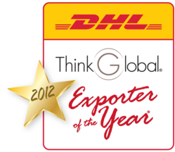 2012 DHL-ThinkGlobal Exporter of the Year Awards