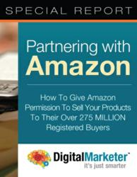 """Partnering With Amazon"" DigitalMarketer.com"