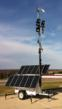 Progress Solar to Exhibit Portable Solar/Wind Light Tower (SLTW-1200)...