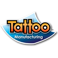 Tattoo Manufacturing Logo