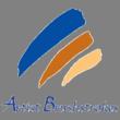 Artist Brushstrokes Logo