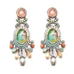 Ayala Bar Spring 2012 Bloom Earrings
