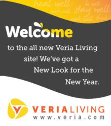Welcome To The All New Veria Living Site