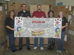 ABC and Colorado Schools Help The Troops