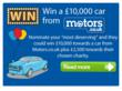 Nominate a local hero to win a car from Motors.co.uk