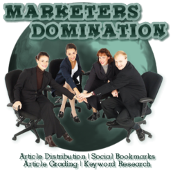 article marketing domination