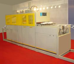 Automatic Thermoforming Cut & Stack System