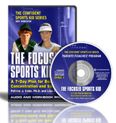 The Focused Sports Kid from Youth Sports Psychology