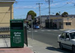 Donation Box in San Pablo, CA