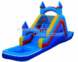 Commercial Grade Inflatable Water Slide