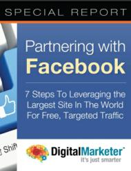 """Partnering With Facebook"" eBook DigitalMarketer.com"