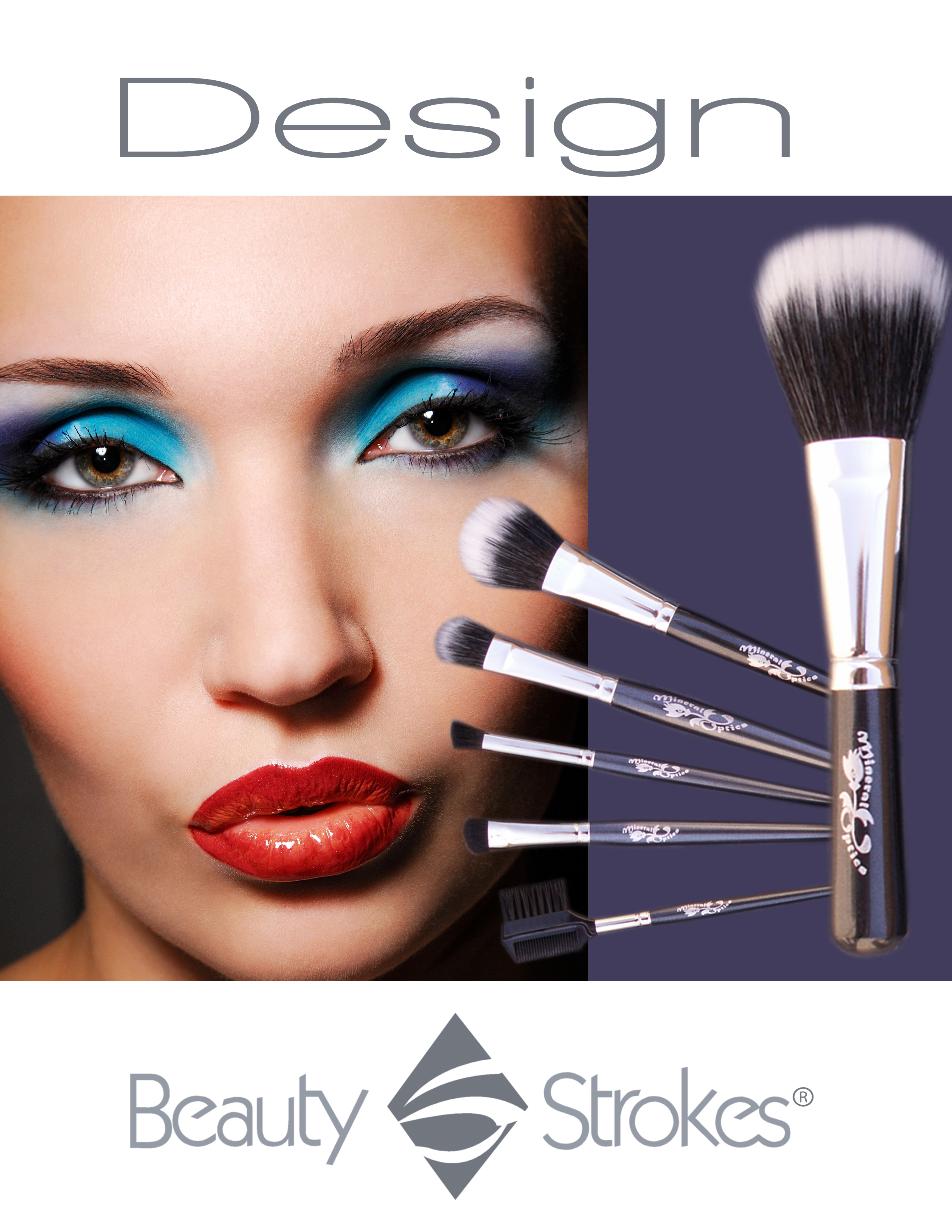 Cosmetics And Makeup: Artistbrushstrokes.com Unveils Completely Redesigned