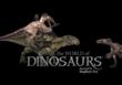 Deinonychus attacking a Tenontosaurus