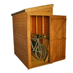 Bike Sheds from UK Manufacturer Mercia Garden Products
