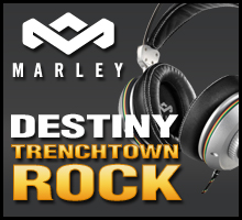 House of Marley Trenchtown Rock Destiny Headphones