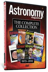 Astronomy magazine: The Complete Collection 1973–2010