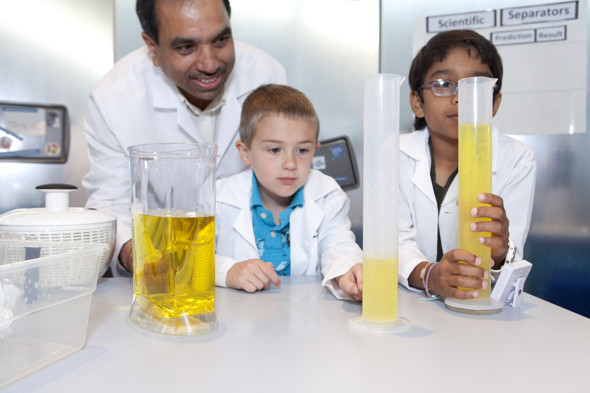 New Science You Exhibit At Bay Area Discovery Museum