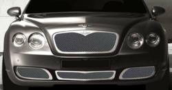 Bentley GT Continental Custom Mesh Grille