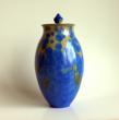 ceramic cremation urn, cremation urn, urn, burial urn