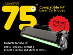 JUMPR 75+ Compatible HP Laser Cartridges