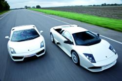 Experience Mad supercar driving day: lamborghini