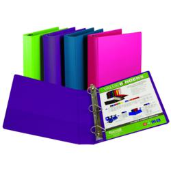 Fashion Color Binders from Samsill