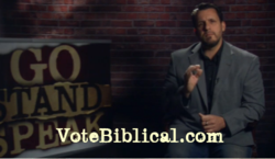 "New Video Explains ""How to Vote Biblical"""
