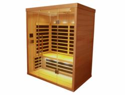 S-250 Low EMR/Low EF Infrared Sauna