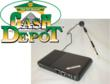 Cash Depot offers Wired and Wireless Internet Connection options.