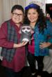 "Rico & Raini Rodriguez from the hit shows ""Modern Family"" and ""Austin & Ally at the GBK Golden Globe Gift Suite 2012"