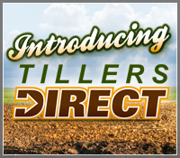 tillers direct, tillersdirect.com, power equipment direct launches new web store, power equipment direct unveils tillers direct