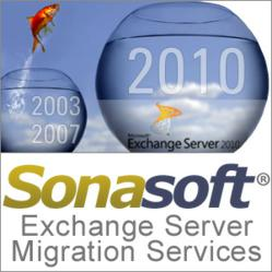 Microsoft Exchange Server 2010 Migration Services: SonaMigration by Sonasoft