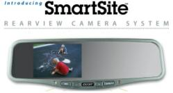 ESCORT SmartSite™ RearView Camera System