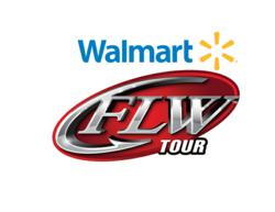 FLW Tour logo professional bass fishing