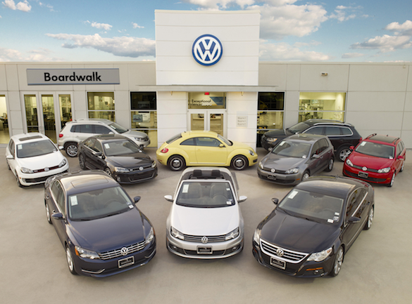 Boardwalk Volkswagen Serving The Dallas Area Has Chosen